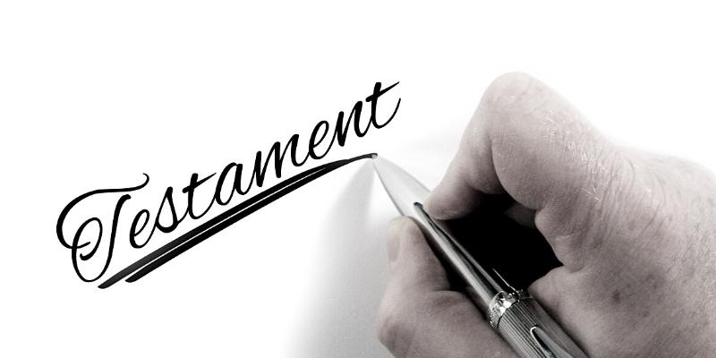 Darf der überlebende Ehegatte das gemeinsam errichtete Testament ändern?